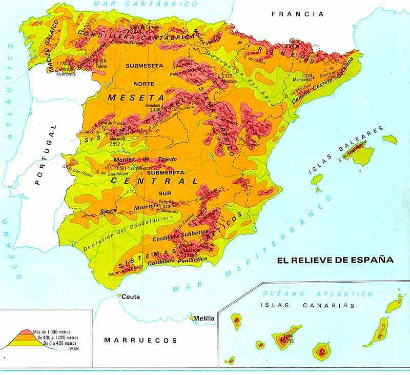 Recursos Geografia Espanola