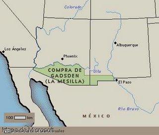 Resultado de imagen para la mesilla mapa