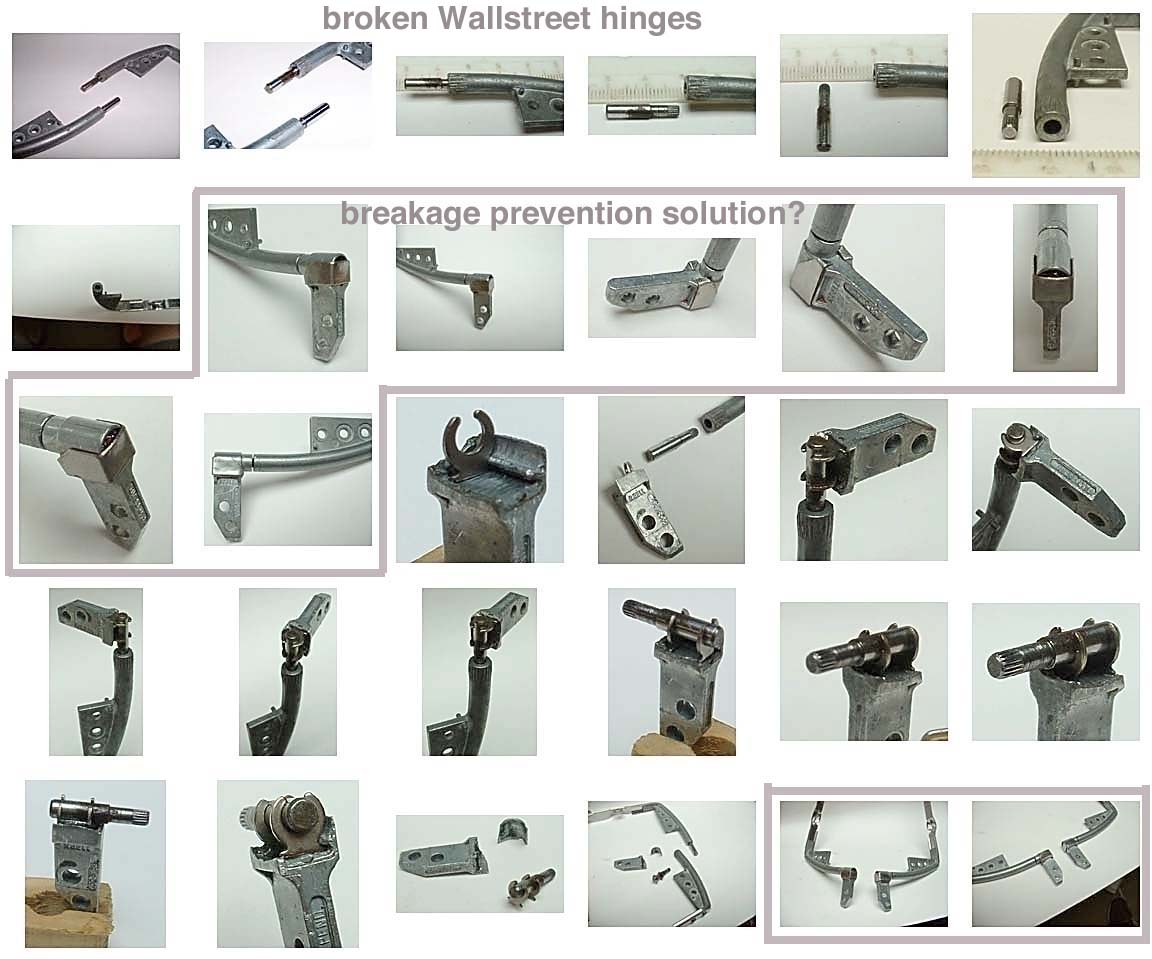different types of hinges pdf